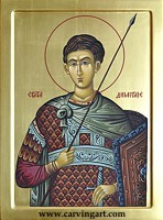 Click to see St. Demetrius
