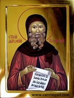 Click to see St. Anthony the Great