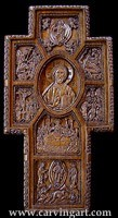 Click to see Pantocrator Cross